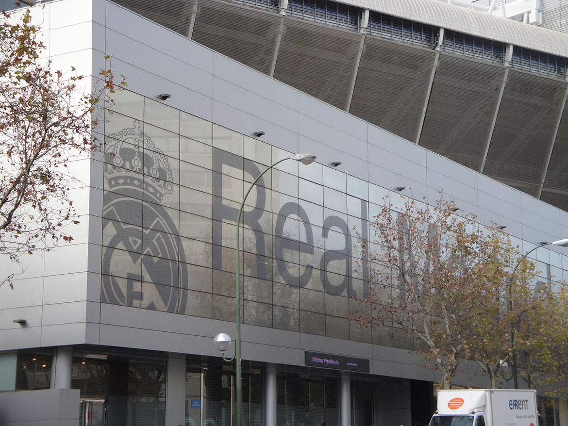 Oficinas real madrid 2 for Oficinas de ups en madrid