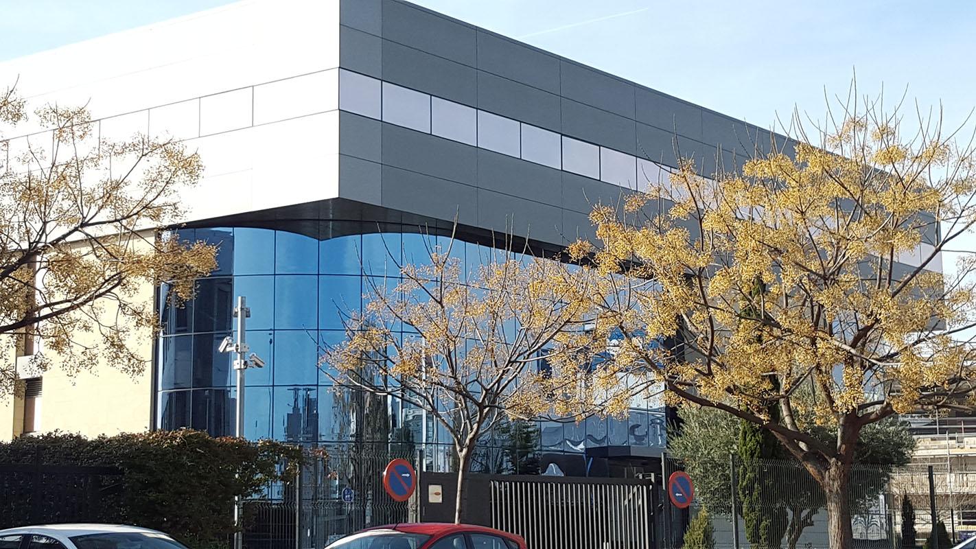Edificio oficinas madrid 2 for Edificios oficinas madrid